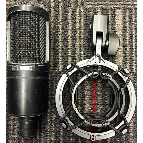 In Store Used Used Digitial Reference DRCX1 Condenser Microphone