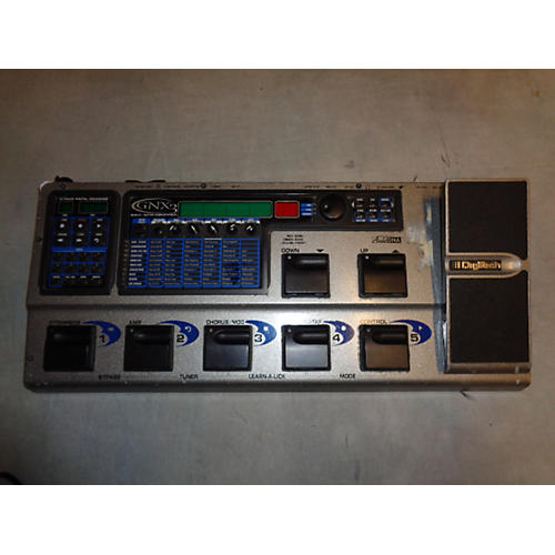In Store Used Used Digtech GNX 3 Effect Processor