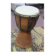 Used Djembe Djembe Natural Hand Drum