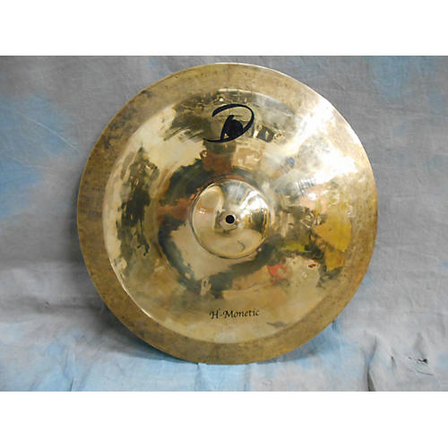 In Store Used Used Domain 18in H-Monetic Crash Cymbal