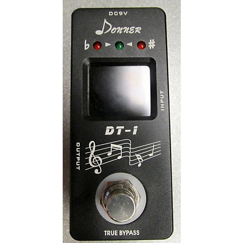 In Store Used Used Donner Dt-1 Tuner Pedal