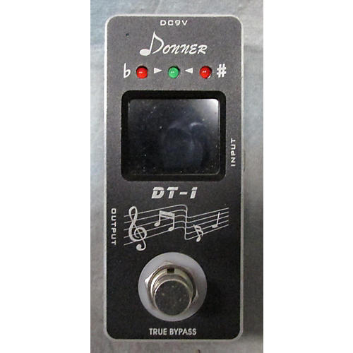 In Store Used Used Donner Dt-i Tuner Pedal