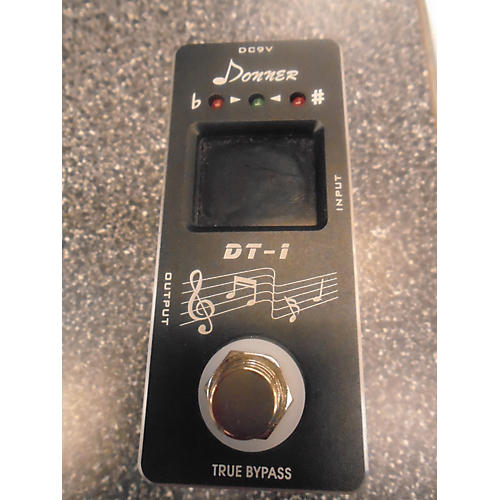 In Store Used Used Donner Dt1 Tuner Pedal-thumbnail