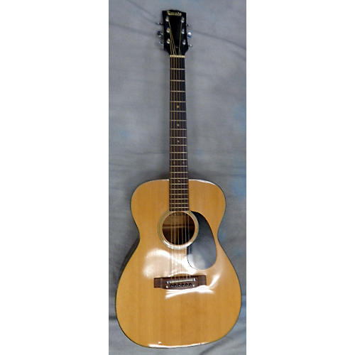 In Store Used Used Dorado 5989 Natural Acoustic Guitar-thumbnail