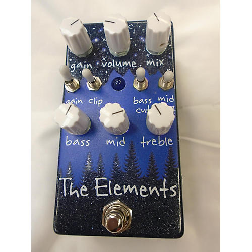 In Store Used Used Dr. Scientist The Elements Effect Pedal