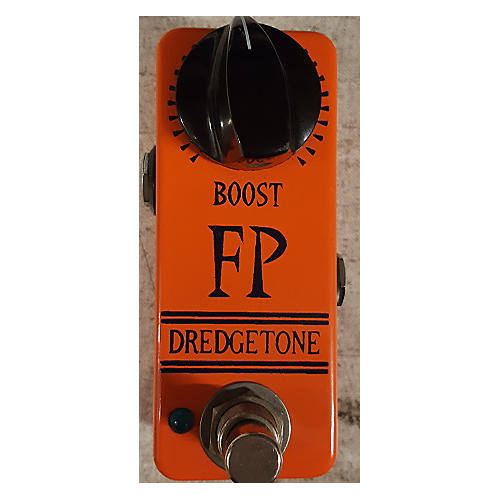 In Store Used Used Dredgetone Fp Boost Effect Pedal-thumbnail