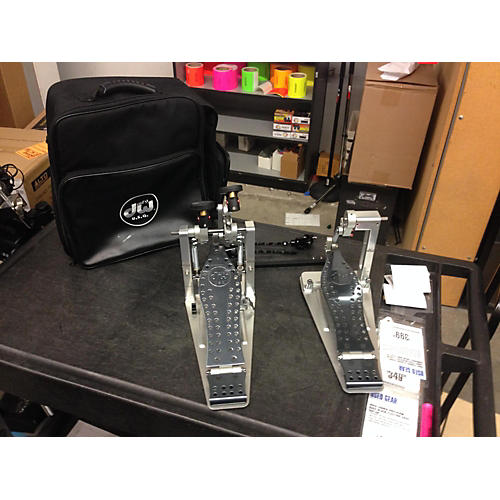 In Store Used Used Drum Workshop Direct Drive Double Bass Drum Pedal
