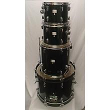 Used Drum Zone 4 piece Standard Emerald Green Drum Kit