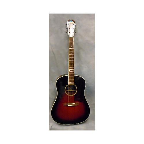 In Store Used Used Durango B46 Sunburst Acoustic Guitar-thumbnail