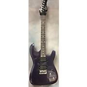 Used Durango Guitar Works Double Cut Metallic Purple Solid Body Electric Guitar