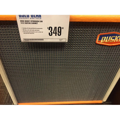 In Store Used Used Dusky Hydrogen Cab 1x12 Guitar Cabinet