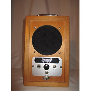 Pre-owned Pre-owned Dwarf Battery Powered Speaker Battery Powered Amp by
