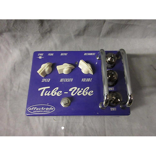 In Store Used Used EFFECTRODE Tube-Vibe Effect Pedal