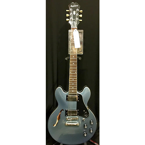In Store Used Used EIPHONE ULTRA 339 Pelham Blue Hollow Body Electric Guitar