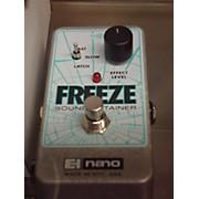 Used EL NANO FREEZE SOUND RETAINER Pedal