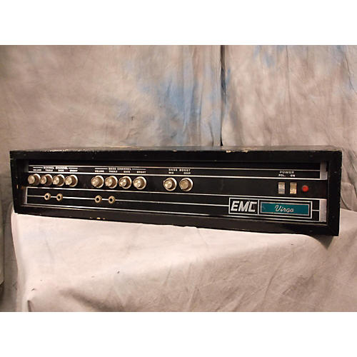 In Store Used Used EMC Virgo Bass Amp Head-thumbnail