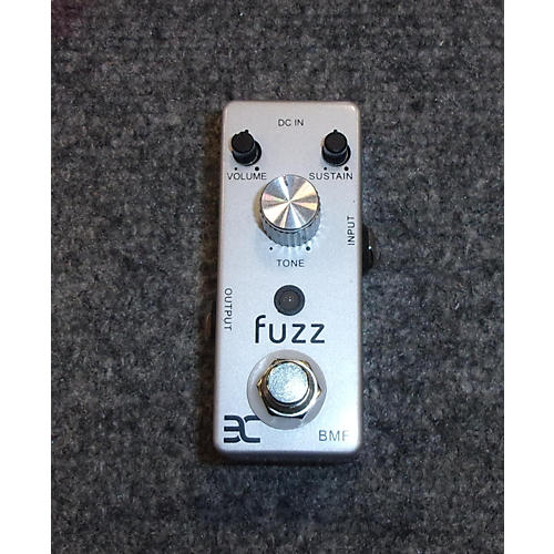 In Store Used Used ENO MUSIC BMF FUZZ Effect Pedal-thumbnail