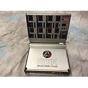 Used ETEK NOTEMIX EFX2000 Powered Mixer