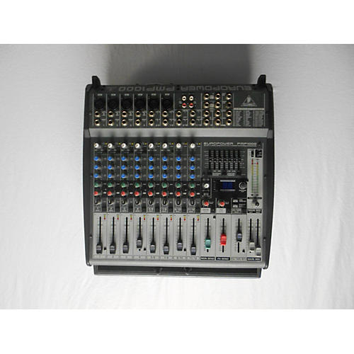 In Store Used Used EUROPOWER PMP1000 Powered Mixer-thumbnail