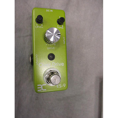 In Store Used Used EX ES9 Effect Pedal