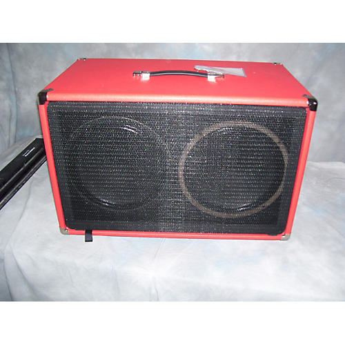In Store Used Used Ear Candy Buzzbomb Custom Shop 2x12 Bass Cabinet