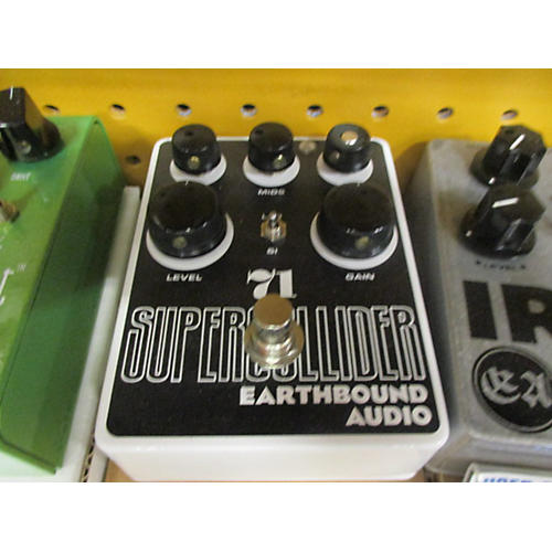 In Store Used Used Earthbound Audio Super Collider Effect Pedal