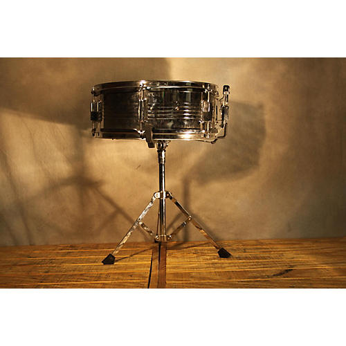 In Store Used Used Eclipse 6X14 Snare Drum Silver