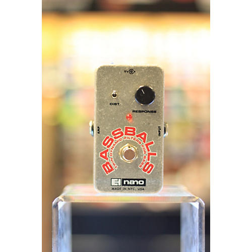 In Store Used Used El Nano Bassballs Effect Pedal