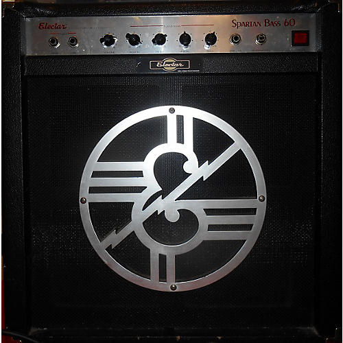 In Store Used Used Electar Spartan Bass 60 Bass Combo Amp