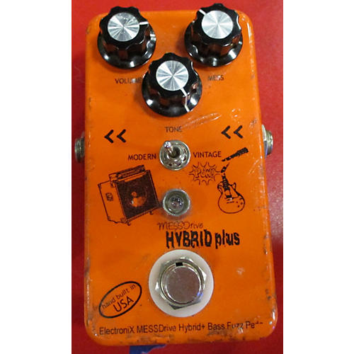 In Store Used Used Electronix Messdrive Hybrid Plus Effect Pedal