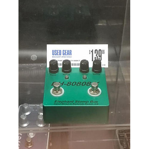 In Store Used Used Elephant Stomp Box DH-80808k Effect Pedal-thumbnail