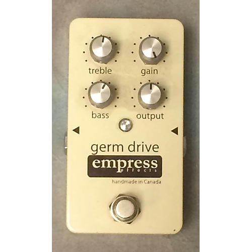 In Store Used Used Empress Germ Drive Effect Pedal