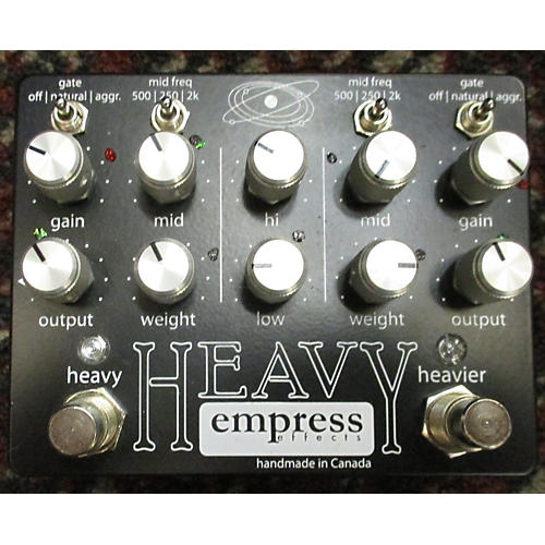 In Store Used Used Empress Heavy Effect Pedal-thumbnail