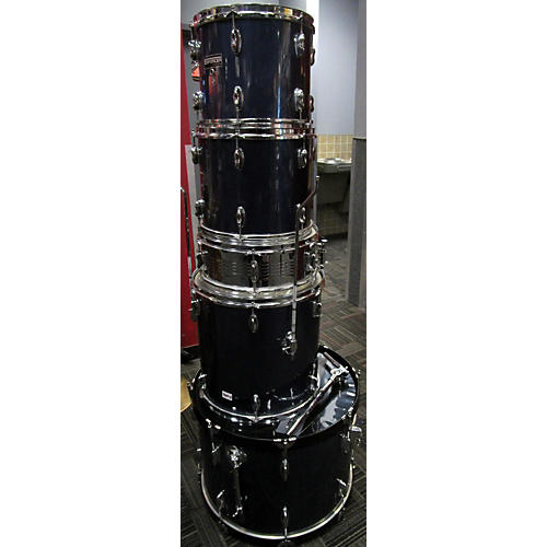 In Store Used Used Enforcer 5 piece Enforcer Metallic Blue Drum Kit