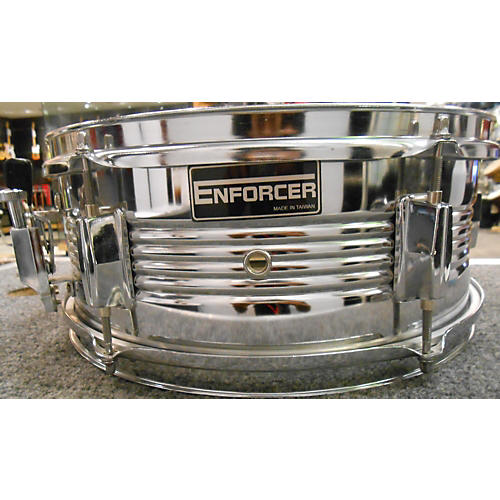 In Store Used Used Enforcer 5.5X14 Enforcer Chrome Drum