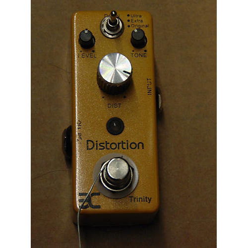 In Store Used Used Eno TC-12 Trinity Distortion Effect Pedal-thumbnail