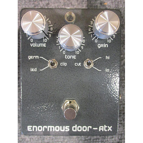 In Store Used Used Enormous Door ATX Overdrive Effect Pedal-thumbnail