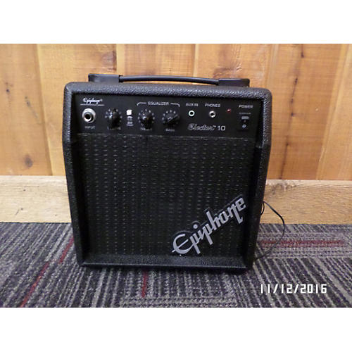 In Store Used Used Epiphone4 Electar 10 Guitar Combo Amp