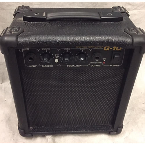 In Store Used Used Epoch 2005 G10 Guitar Combo Amp