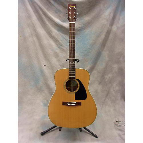 In Store Used Used Eterna EF-21 Natural Acoustic Guitar-thumbnail