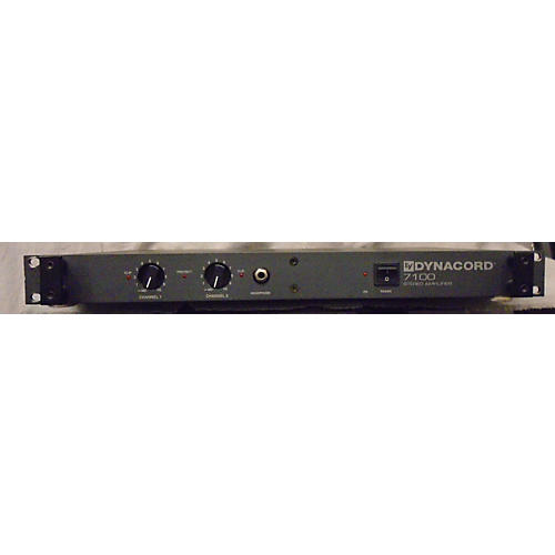 In Store Used Used Ev Dynacord 7100 Power Amp