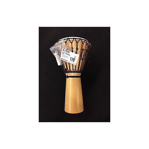 In Store Used Used Everyones Drumming 16in 16in Mali Weave Djembe Djembe-thumbnail