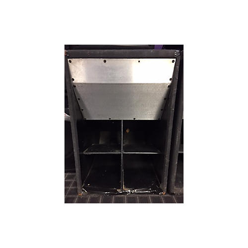 In Store Used Used FOLDED HORN 18IN PASSIVE SUBWOOFER Unpowered Subwoofer