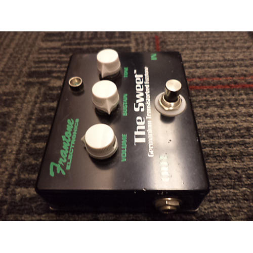 In Store Used Used FRANTONE THE SWEET Effect Pedal-thumbnail
