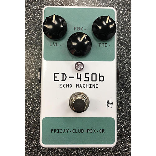 In Store Used Used FRIDAY CLUB 2016 ED-450B Effect Pedal