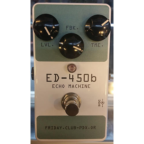 In Store Used Used FRIDAY CLUB PDX OR ED-450B Effect Pedal-thumbnail
