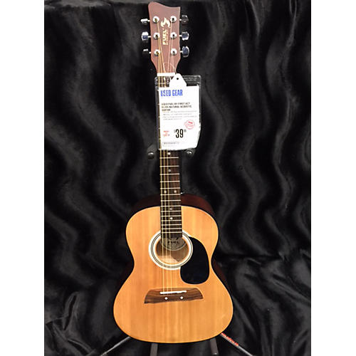 In Store Used Used FUEL BY FIRST ACT FL395 Natural Acoustic Guitar-thumbnail