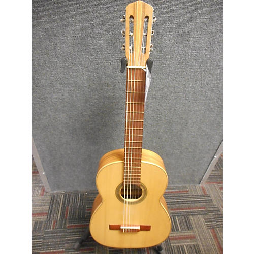 In Store Used Used Fabrica De Guitarras De Manuel Alcoy Classical Guitar Natural Classical Acoustic Guitar-thumbnail