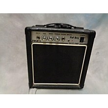 Used Fat Boy Fgb15 Bass Power Amp