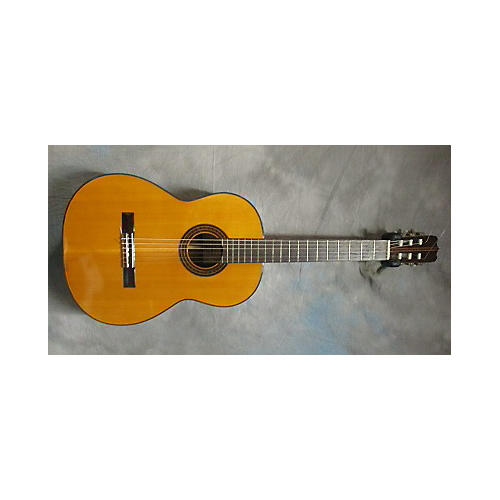 In Store Used Used Federico Garcio 1965 Flamenco Natural Classical Acoustic Guitar-thumbnail